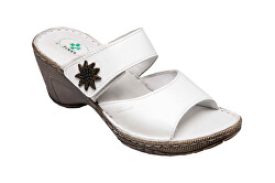 Zdravotná obuv dámska N / 309/2/10 biela