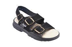 N pantofi de sănătate pentru femei / 517/43/68 / CP negru