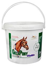 Gelapony Vitamíny 1800 g