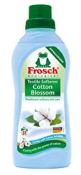Hipoallergén textillágyító pamut virág 750 ml