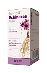 Imunity Echinacea kvapky extrakt z koreňa 100 ml