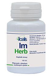 Joalis ImHerb (ImunoHelp) 100 tbl.