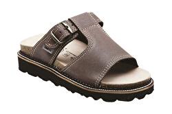 Zdravotní obuv pánská N/560/12/59 hnědá