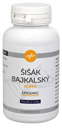 Šišák bajkalský kořen Epigemic 120 kapslí