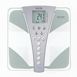 Štýlová sklenená osobné digitálna váha Tanita BC - 543