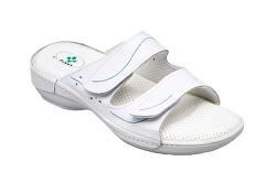 Zdravotná obuv dámska N / 124/1/10 / B biela