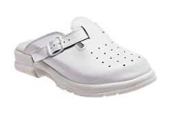 Zdravotná obuv dámska N / 517/37/10 biela