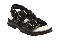 Zdravotná obuv pánska N / 517/45/68 / CP čierna