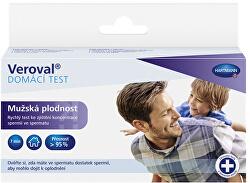 Mužská plodnost domácí test