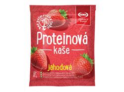 Proteínová kaša jahodová 65 g