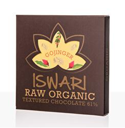 Raw čokoláda - Gojinger 75 g BIO