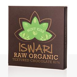 Raw čokoláda - Mint Kiss 75 g BIO