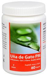 Uňa de Gato PM 60 kapslí