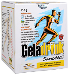 Geladrink SportAktiv 252 g
