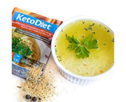 Proteinová polévka kuřecí s nudlemi 7 x 33 g