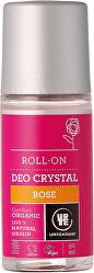 Deodorant roll on růže 50 ml BIO