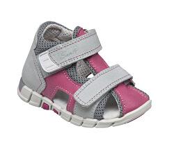 Zdravotná obuv detská N / 810/401 / S15 / S45 ružová