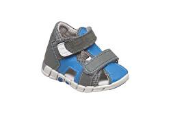 Zdravotná obuv detská N / 810/401 / S16 / S85 modrá
