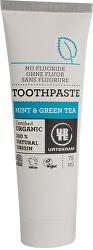 Zubná pasta zelený čaj a mäta 75 ml BIO