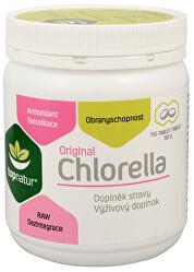 Chlorella 750 tbl.
