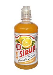 CukrStop sirup sa sladidlami z rastliny stévia - príchuť citrón