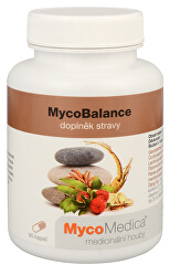 MycoBalance 90 kapsúl