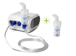Inhalátor kompresorový C28P + druhá inhalační souprava