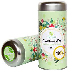 Vanilkový čaj Naturalis BIO 70 g
