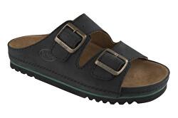 Zdravotná obuv AIR BAG Nublined-U - čierna