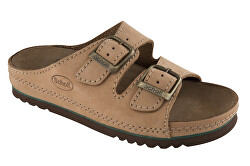 Zdravotná obuv AIR BAG Nublined-U - hnedá