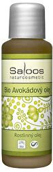 Bio Avokádový olej lisovaný za studena 50 ml