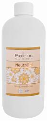 Bio telový a masážny olej - Neutrálny