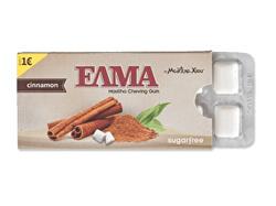ELMA Cinnamon Chewing Gum 10 ks