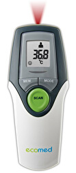 Infračervený lékařský teploměr Ecomed 23400