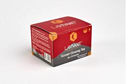 LAVIVANT ženšenový granulovaný čaj, papierová krabička, 20 ks