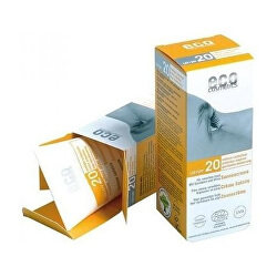 Opaľovací krém SPF 20 BIO 75 ml