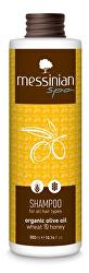Šampón pro všechny typy vlasů pšenice & med 300 ml
