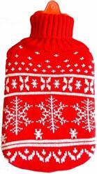 Termofor în pulover Snowflake