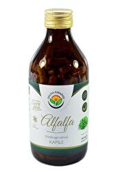 Alfalfa - lucerna 190 kapslí