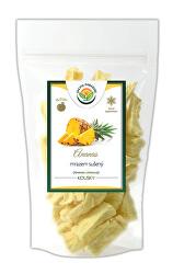 Ananás kúsky mrazom sušené