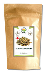 Japan Genmaicha - ryžový čaj