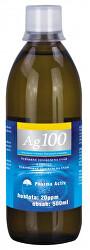 Koloidné striebro Ag 100 (20 ppm) 500 ml