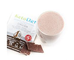 Proteinový nápoj příchuť čokoláda 7 x 27 g