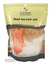 Koupelová sůl z Mrtvého moře 1000 g sáček