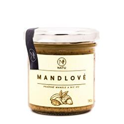 Mandlové máslo pražené 140 g