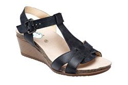 Scarpe ortopediche da donna EKS/152-31 Black
