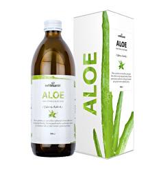 Aloe - 100% šťava z Aloe vera 500 ml