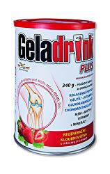 Gelapony Plus Jahoda nápoj 340 g
