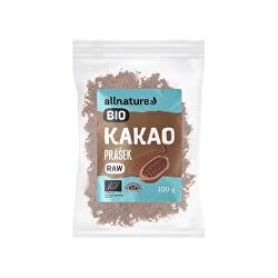 Kakaový prášek BIO RAW 100 g