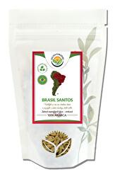 Káva - Brasil Santos zelená nepražené